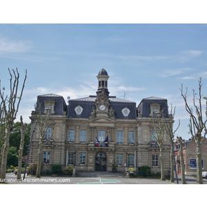la Mairie  - ANZIN