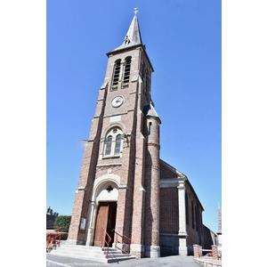 église Sainte Aldegonde