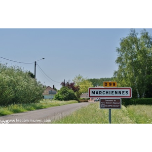 Commune de MARCHIENNES