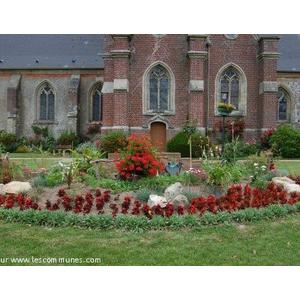 Commune de LE COUDRAY ST GERMER