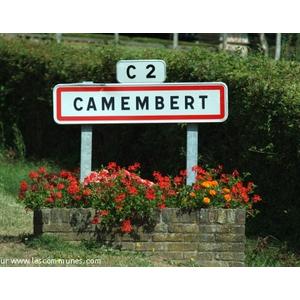 Commune de CAMEMBERT