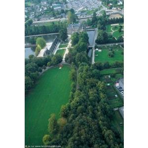 Parc du château de Flers