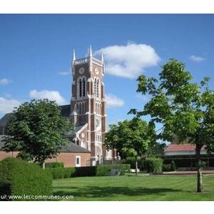 Eglise de Roquetoire