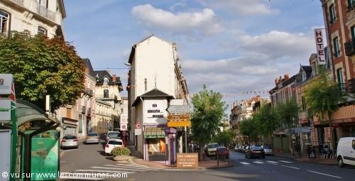Commune chatelguyon mairie et office de tourisme es - Office de tourisme chatel guyon ...