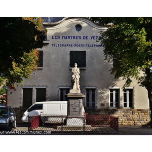 Commune Les Martres De Veyre Mairie Et Office De