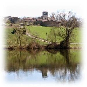 Vue de Saint-Flour l Etang