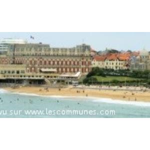 Commune biarritz mairie et office de tourisme fr - Bureau de poste biarritz ...