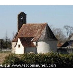 Petite chapelle de Jasses près Navarrenx