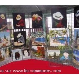 Photo de l exposition JC SELLES à Lucq