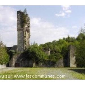 La tour de Lucq de Béarn