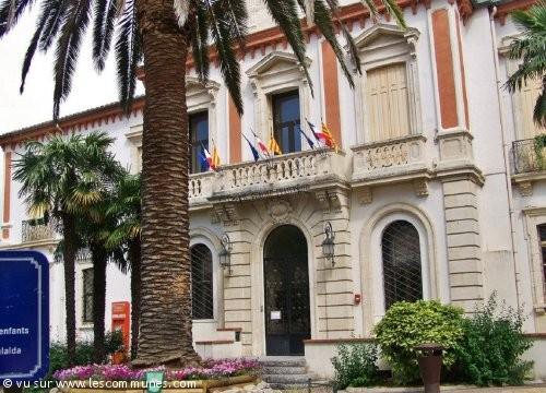Commune amelie les bains palalda mairie et office de - Office de tourisme amelie les bains ...