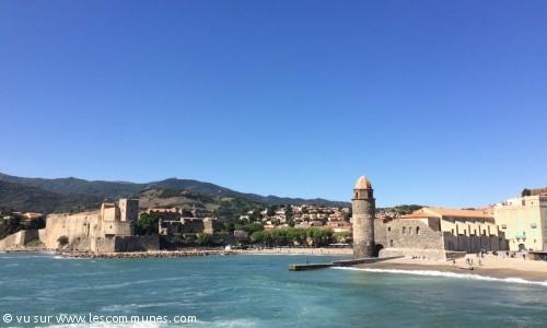 Commune collioure mairie et office de tourisme fr - Office du tourisme collioure ...