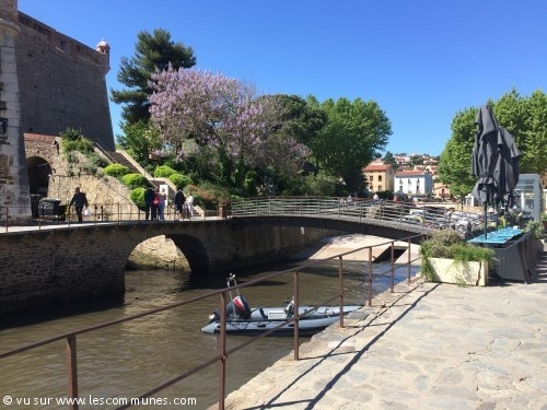 Commune collioure mairie et office de tourisme nl - Pont royal en provence office du tourisme ...