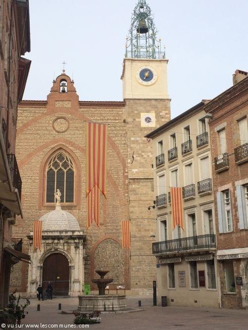 Commune Perpignan Mairie Et Office De Tourisme Fr
