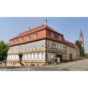 Commune de KUTZENHAUSEN