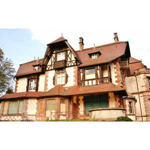 Chateau de laonardsau - OBERNAI
