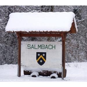 Commune de SALMBACH