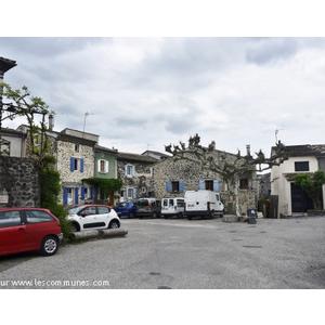 Commune de ALBA LA ROMAINE