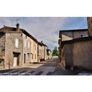 Commune de BAIX