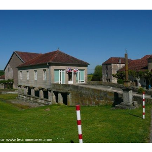 mairie mailleroncourt saint pancras