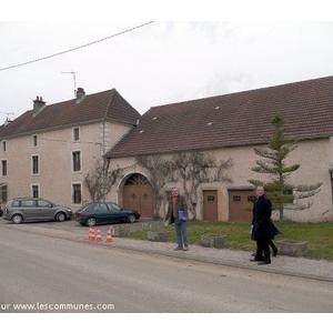 Commune de MAILLERONCOURT PANCRAS