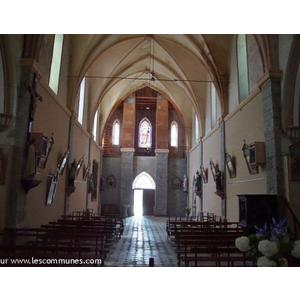 église Saint Arconce