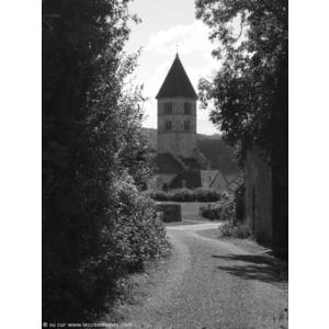 Commune de MARCILLY LA GUEURCE