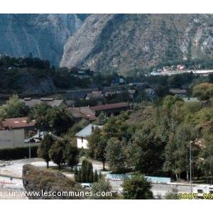 2007.quartier du châtelard .st michel de maurienne