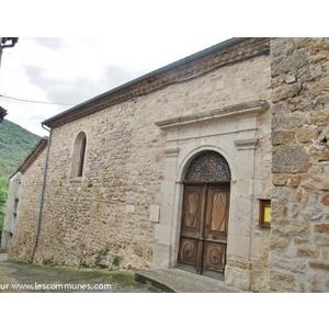église Saint Pierre  - UZER