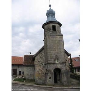 Chapelle de Charly - clocher classé