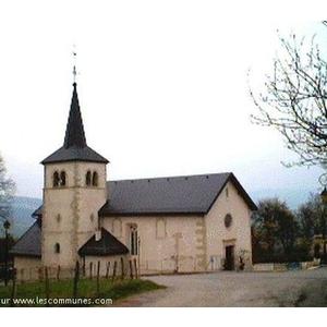 Eglise de St Symphorien-ANDILLY