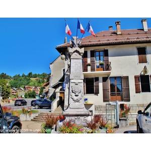 Commune de ST JEAN DE SIXT
