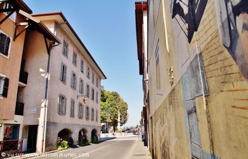 Commune thonon les bains mairie et office de tourisme fr - Office du tourisme de thonon les bains ...