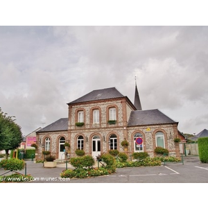 Commune de BEUZEVILLE LA GRENIER