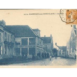 Commune de ST GERMAIN SOUS DOUE