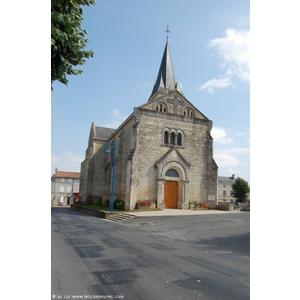 Commune de BRIOUX SUR BOUTONNE