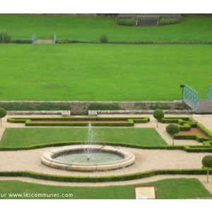 les jardins de l abbatiale et abbaye
