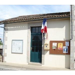 Mairie de Coutières
