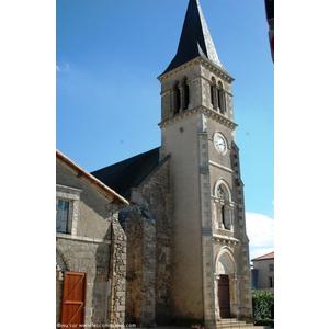 L église St Jean Baptiste