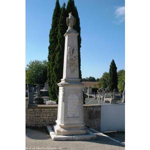 Le monument aux Morts pour la France