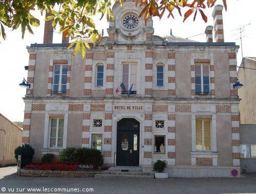 Commune thenezay mairie et office de tourisme fr - Office de tourisme emploi ...