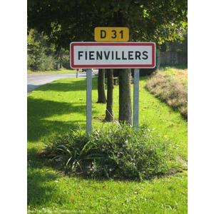 A l éntree de Fienvillers80750