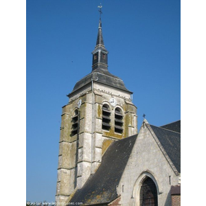 le clocher de l église