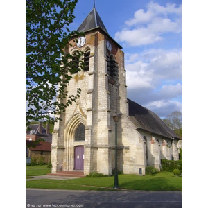 Eglise de MONSURES