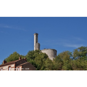 Commune de CASTELNAU DE LEVIS
