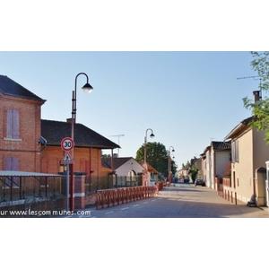 Commune de LAGRAVE