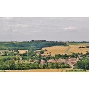 Commune de LABOURGADE