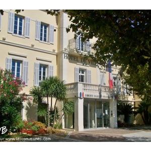 Commune ste maxime mairie et office de tourisme fr - Office du tourisme saint maxime ...
