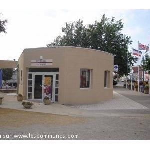 Commune de LUSSAC LES CHATEAUX