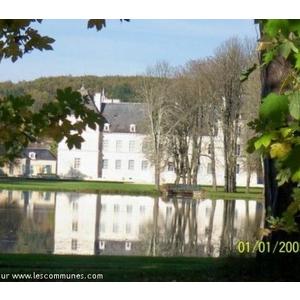 chateau de Ancy le franc